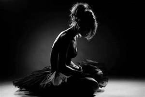 ack and white, b &, w, ballet, black, - image #349932 on ...