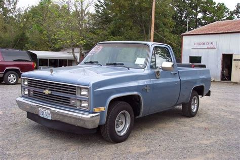 1984 Chevrolet C10 For Sale Clinton, Arkansas