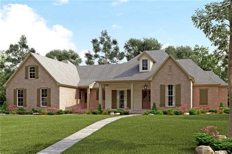 french house plan    bedrm  sq ft home theplancollection