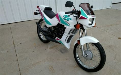 19900000 Honda Ns50f For Sale In Cascade, Wisconsin, Usa