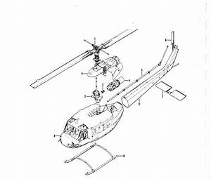 Huey Helicopter Drawing At Getdrawings Com