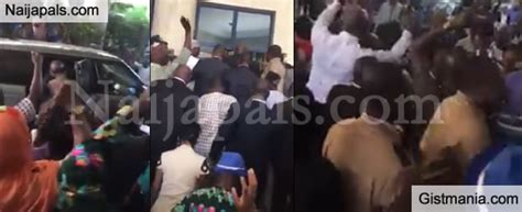 I Resumed Office Today by Rotimi Amaechi Receives Exciting Welcome As He Resumes