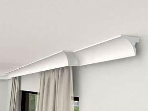 Gardinenschiene Mit Blende : gardinenschiene mit blende gardinenleiste mit led ~ Watch28wear.com Haus und Dekorationen