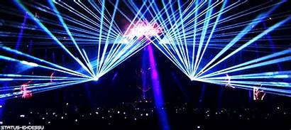 Gifs Electronica Musica Edm Rave Lasers Lazers