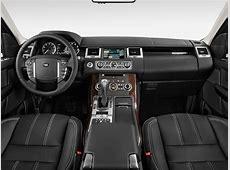 Image 2012 Land Rover Range Rover Sport Dashboard, size