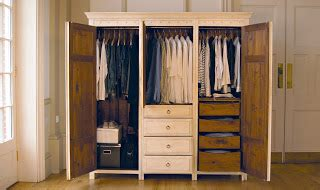 Thin Single Wardrobe by Style Into Closet Space At No Cost