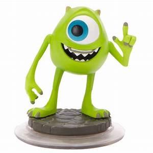 Disney Infinity Monsters University Mike Wozowski Figure ...