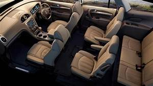 2011 buick enclave interior photos