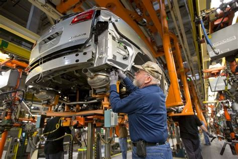gm eliminating shift laying   workers  michigan