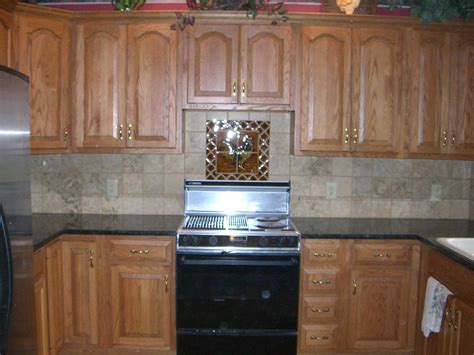 what is a backsplash in kitchen kitchen backsplash pictures casual cottage
