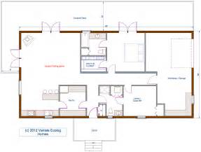 Single Level House Designs by Small Log House Floor Plans Floor Plan 30 X60 Single