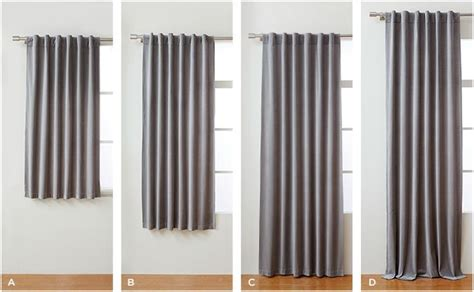 Curtain Lengths...108