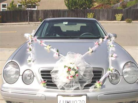 wedding car decorations have your dream wedding