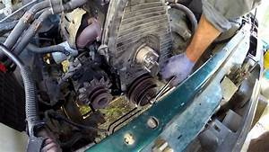 How To Replace The Timing Belt On A Toyota Hilux Diesel