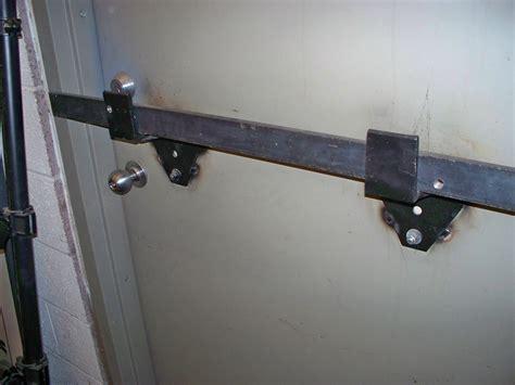 door bar lock barricade door bar a barricade bolt is a bar placed