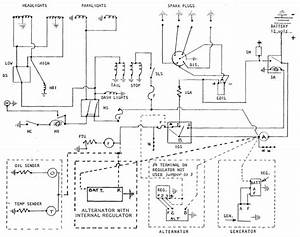 I Need Basic Overview Of An Engine Electrical System   It