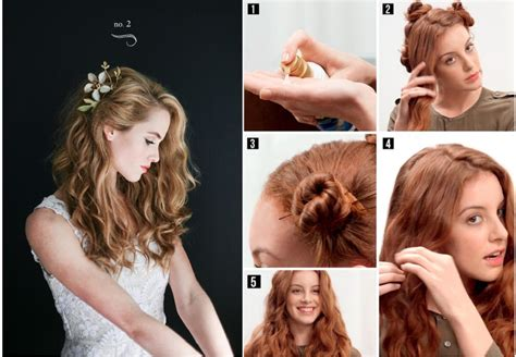 Romantic Valentines Day Hairstyles  Long, Medium And Short