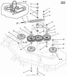 Zero Turn Mower Hydraulic Schematic