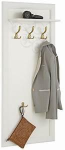 Garderobe 60 Cm Breit : home affaire garderobenpaneel ella 60 cm breit mit 5 haken online kaufen otto ~ Watch28wear.com Haus und Dekorationen