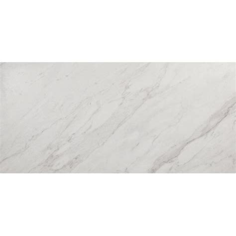 Lowes Canada Bathroom Tiles by Style Selections 12 X 24 Marmol Venatino Polished Glazed