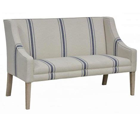 upholstered bench with back bench restylesource an upholstered bench with a