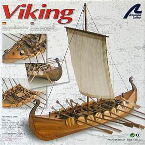 Artesania Latina Viking Dragon Boat Wooden Model Ship Kit