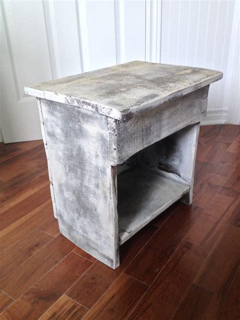 meuble cuisine shabby chic table de chevet meuble shabby chic