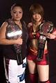 Japanese Female Wrestling: Ayako Hamada and Ayumi Kurihara ...