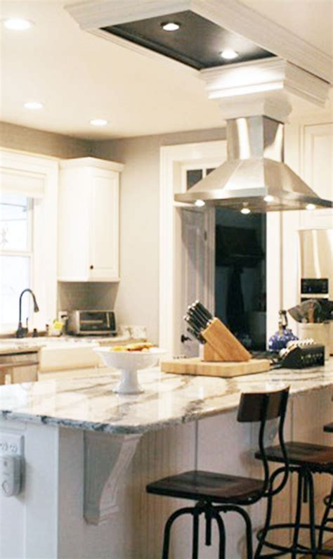 kitchen island vent hoods 17 best images about customer range hoods vent hoods on