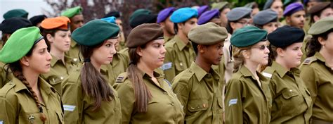 womens service   idf   peoples army