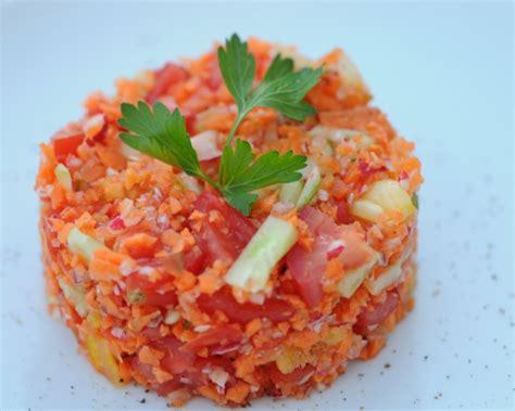 cuisine israelienne recette salade de crudités à l 39 israélienne découvrez