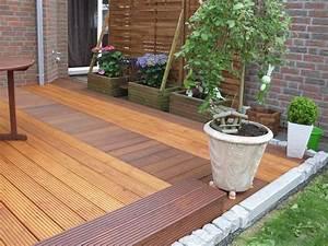 Terrassen Klick Fliesen : holzfliesen terrasse verlegen holzfliesen auf balkon und ~ Michelbontemps.com Haus und Dekorationen