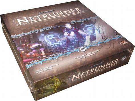 Android Netrunner Core Set Box  Potomac Distribution