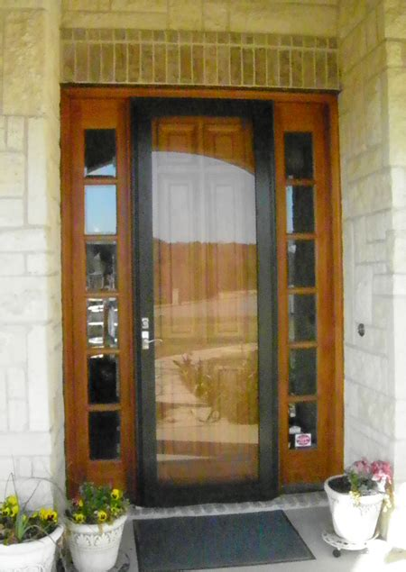 storm doors   window connection dallas texas