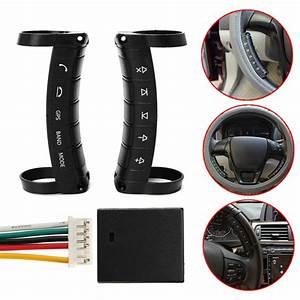 Universal Wireless Steering Wheel Controller Button Remote