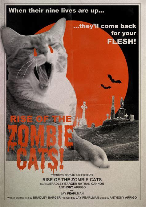 Zombie Cats! By Bradleyblazed On Deviantart