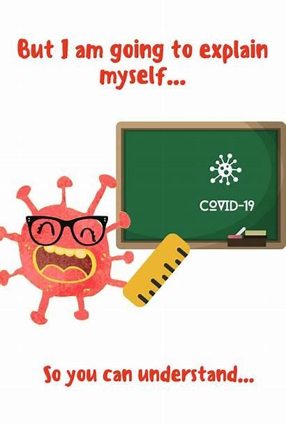 Covid Coronavirus Children Explaining Explain Pdf Thedadsnet