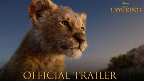 check   official trailer   lion king