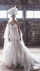 """Yaniv Persy Spring 2020 Couture Wedding Dresses — """"Le ..."""