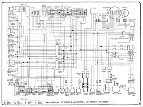 Honda Wiring Diagram Cars Bikes