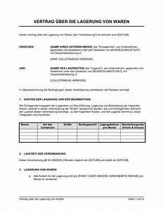 Zalando Rechnung Retoure : vertrag ber lagerung von waren vorlagen und muster ~ Themetempest.com Abrechnung