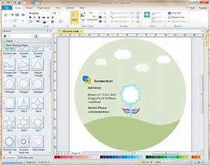 label software create cd dvd labels in minutes With dvd label printing software