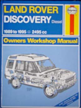book repair manual 2008 land rover discovery on board diagnostic system land rover discovery diesel owners workshop manual 1989 haynes owners workshop manuals