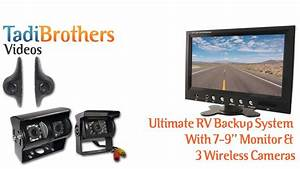 Aftermarket Wireless Rv Backup Camera Systems From