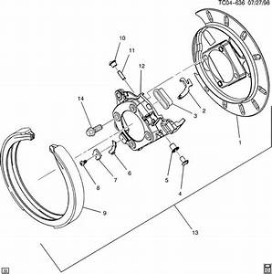 2003 Chevy Silverado Brake Line Diagram