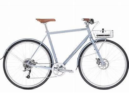 Trek Steel Bike District Bicycle Bikes Urban