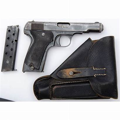 Mab French Pistol Holster Nazi Marked Auction