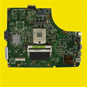For Asus K53e K53sd Intel Laptop Motherboard S989 60