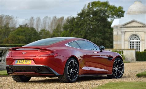 Cost Of Aston Martin Vanquish by Aston Martin Vanquish 2016 Wallpapers Wallpaper Cave