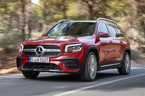 Response time usually 4 hours. New Mercedes GLB 2019 review | Auto Express